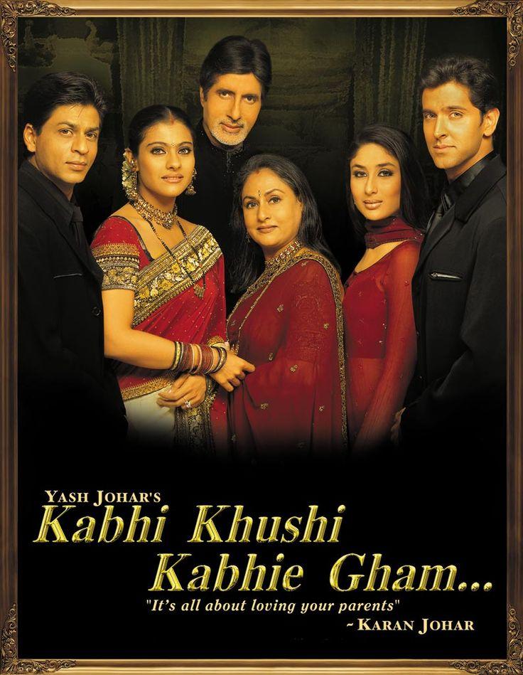 Cerita film Kabhi Khushi Kabhie Gham